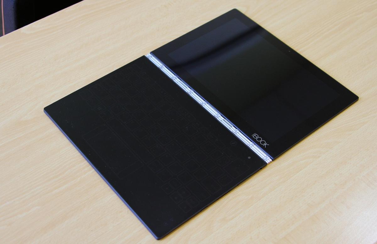 Обзор Lenovo YOGA BOOK — новый класс портативных устройств? - 4