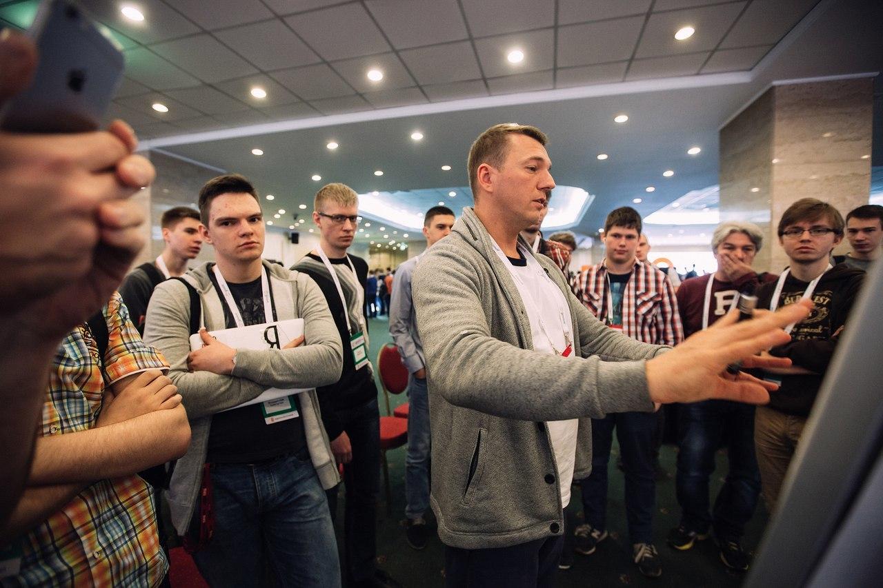 ООП будущего: Барух Садогурский и Егор Бугаенко о том, как мы будем программировать через 20 лет - 4