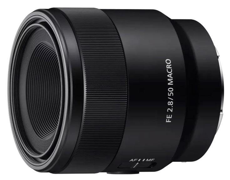 Полнокадровый объектив Sony FE 50mm F2.8 Macro (SEL50M28) появится в продаже в октябре