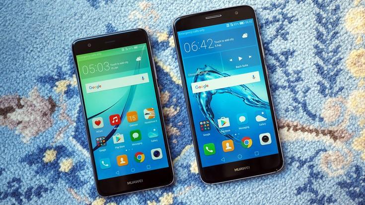 Смартфоны Huawei Nova и Nova Plus оцениваются в 400 и 430 евро соответственно