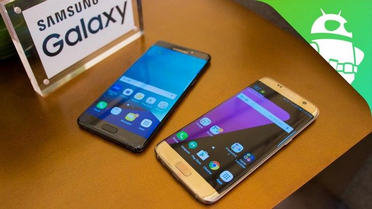 Samsung заменит все уже проданные смартфоны Galaxy Note7