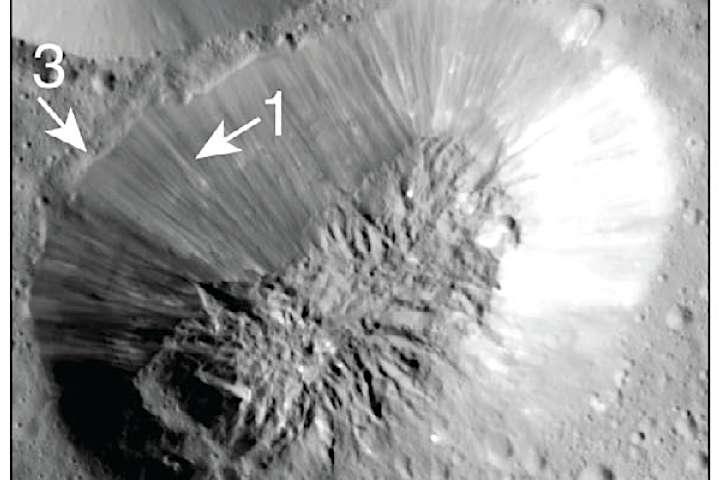 Подтверждено существование криовулканов на Церере - 2