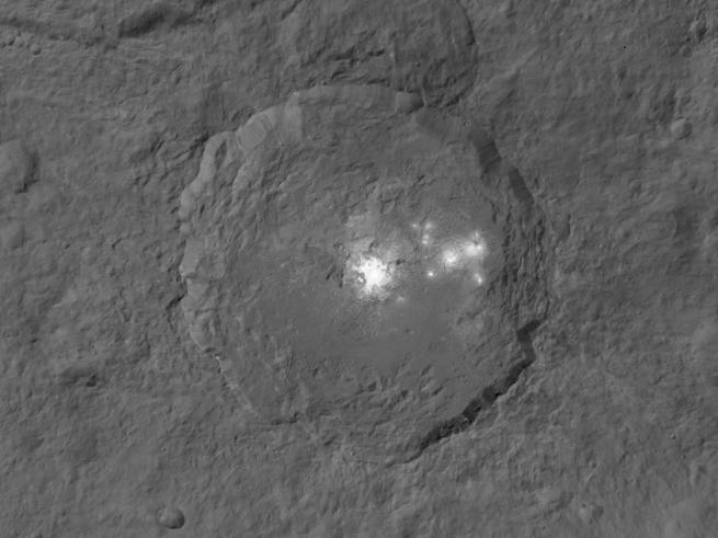 Подтверждено существование криовулканов на Церере - 4