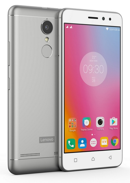Представлены смартфоны Lenovo K6, K6 Power и K6 Note