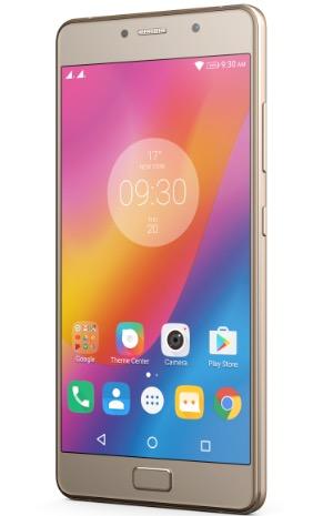 Смартфон Lenovo P2 с аккумулятором емкостью 5100 мА•ч поддерживает технологию быстрой зарядки TurboPower