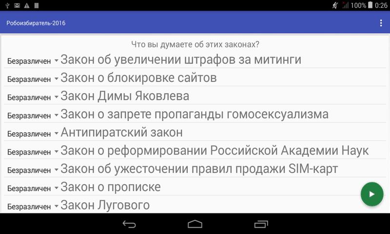 Android до Госдумы доведет или Мобилизация гражданской сознательности - 2