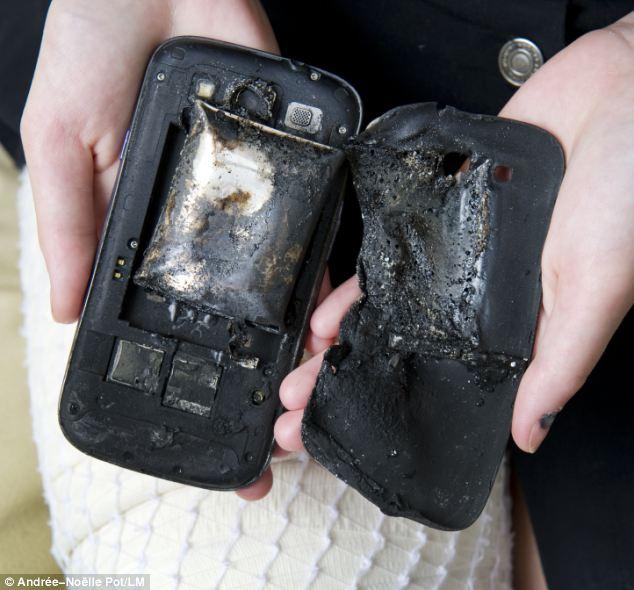 Samsung отзывает смартфоны Galaxy Note 7 после сообщений о взрывах батарей - 3