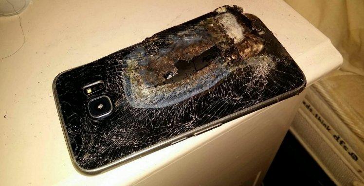 Samsung отзывает смартфоны Galaxy Note 7 после сообщений о взрывах батарей - 4