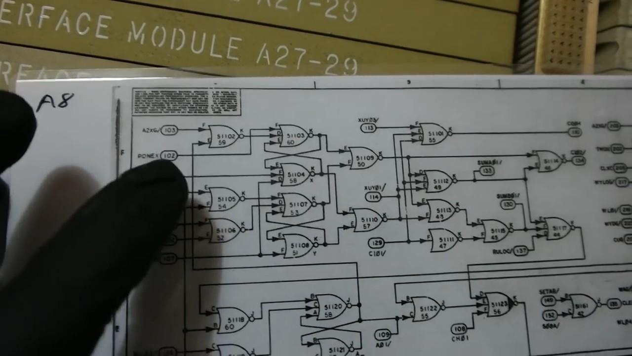 ПЗУ компьютера «Аполлон-3» нашли в мусоре - 5