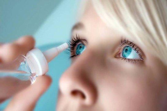 Созданы новые глазные капли с повышенной эффективностью