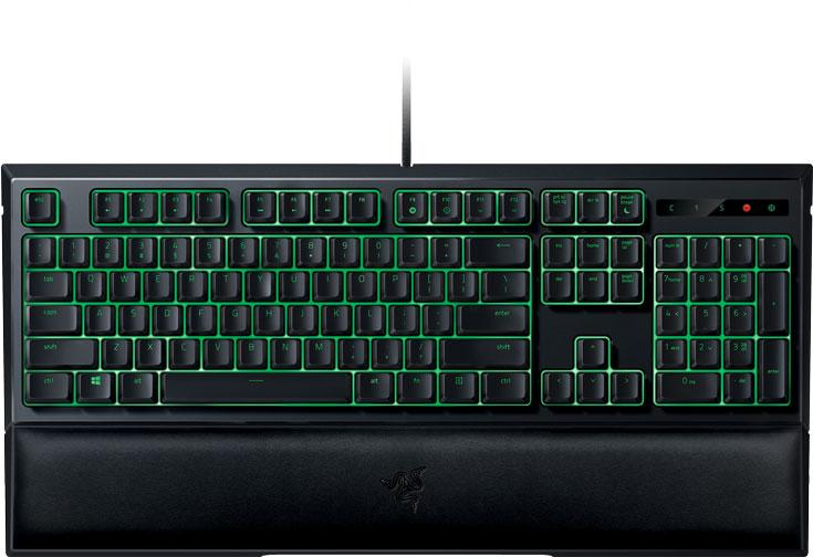 Клавиатура Razer Ornata стоит $80, Razer Ornata Chroma — $100