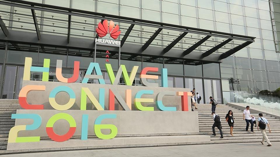 Huawei Connect 2016 Shanghai - 1