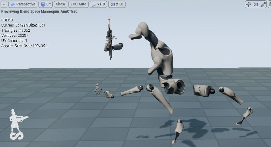 Асинхронная (и не очень) загрузка данных в Unreal Engine 4 - 1