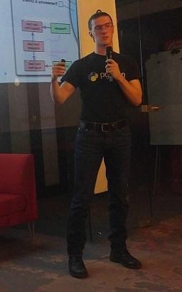 Интервью с Артёмом Малышевым, который выступит на Moscow Python в октябре - 1
