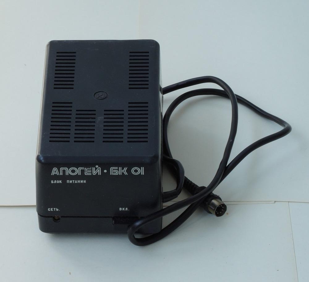 Персональная электронная вычислительная машина «Апогей БК-01» - 5