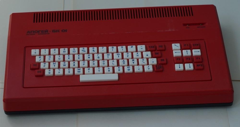 Персональная электронная вычислительная машина «Апогей БК-01» - 1