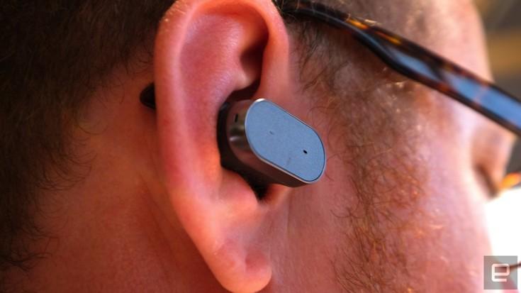 Умный наушник Sony Xperia Ear работает благодаря голосовому помощнику Agent