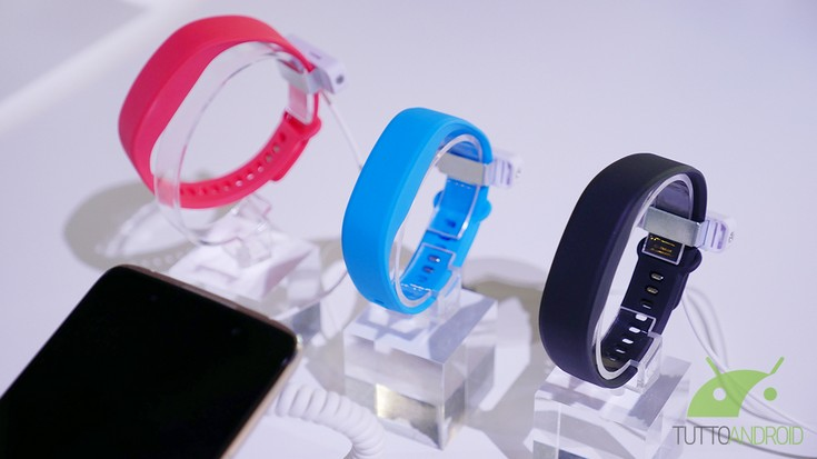 Alcatel представила MoveTrack, Move Track&Talk и MoveBand