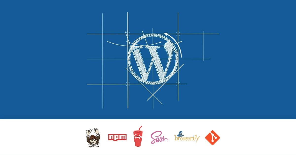 Волшебная сборка проекта на WordPress при помощи пакетных менеджеров и напильника - 1