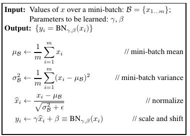 Batch Normalization для ускорения обучения нейронных сетей - 3