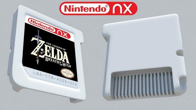 Источники подтверждают, что Nintendo NX будет использовать картриджи