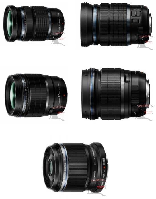 Ожидается анонс камер Olympus PEN E-PL8 и OM-D E-M1 Mark II, трех объективов и вспышки