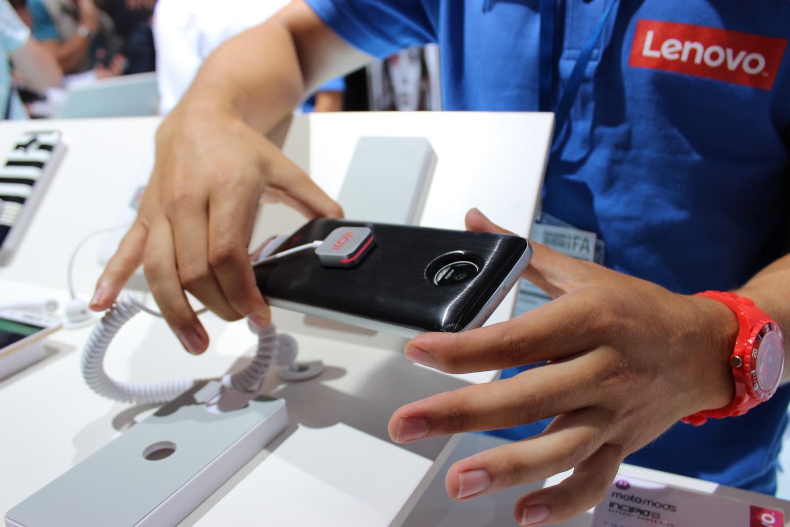 Moto Z Play — первый вгляд на модульный смартфон - 10