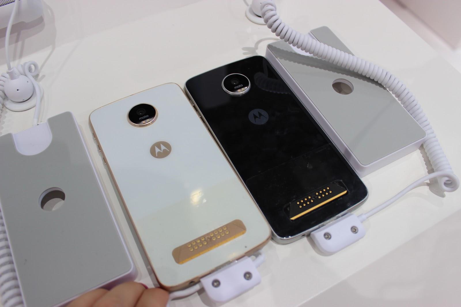 Moto Z Play — первый вгляд на модульный смартфон - 3