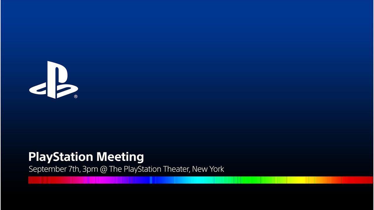 PlayStation Meeting — презентация новинок компании Sony [трансляция окончена] - 1