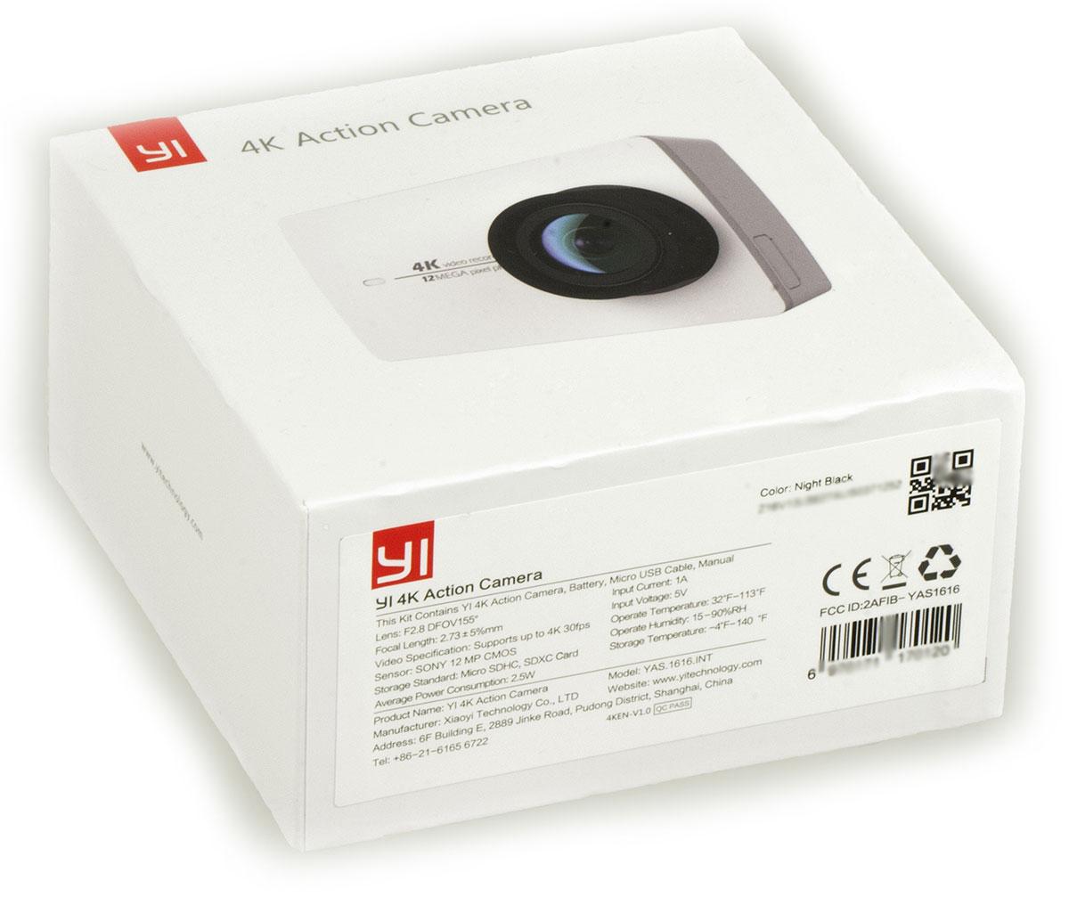 Обзор новой action-камеры Xiaomi Yi 2 4K - 3