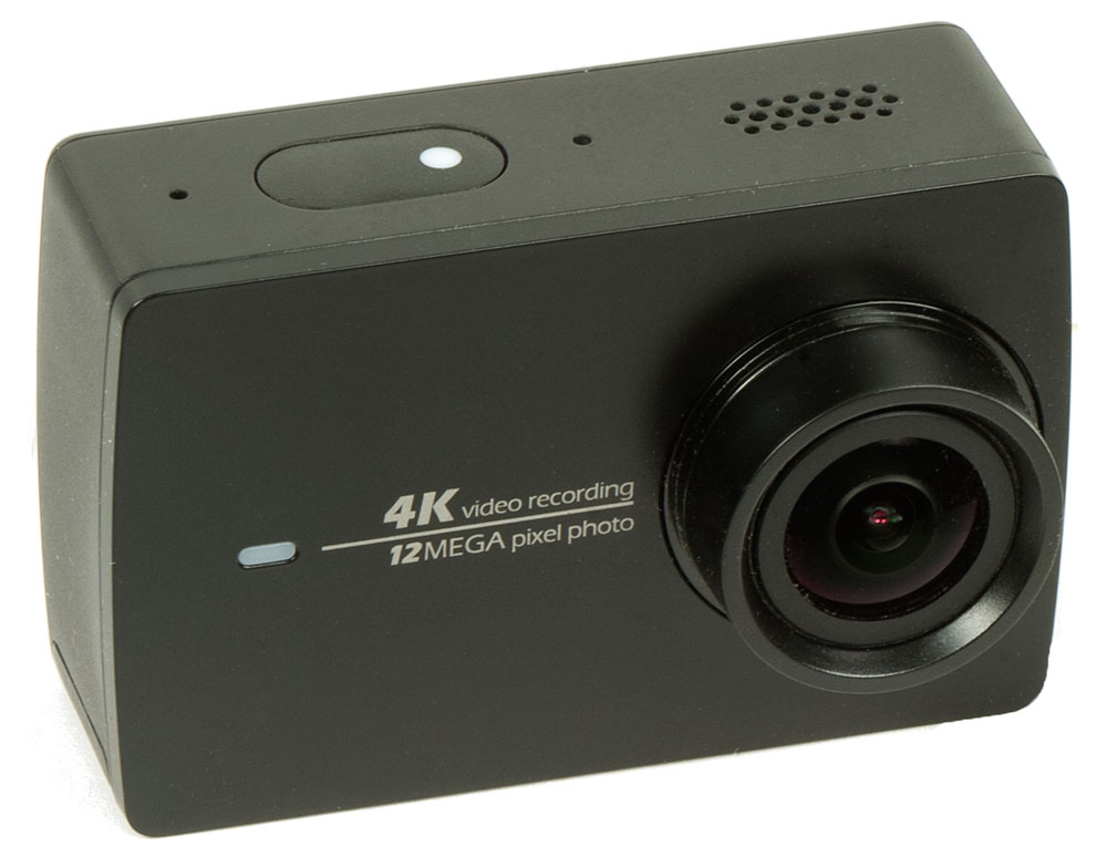 Обзор новой action-камеры Xiaomi Yi 2 4K - 8