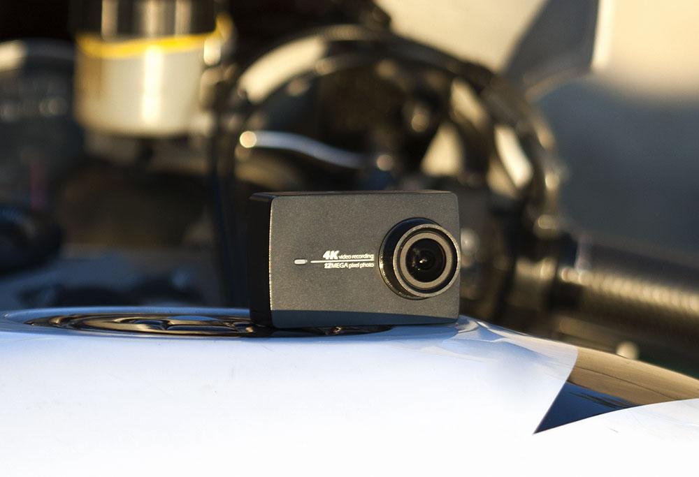Обзор новой action-камеры Xiaomi Yi 2 4K - 1