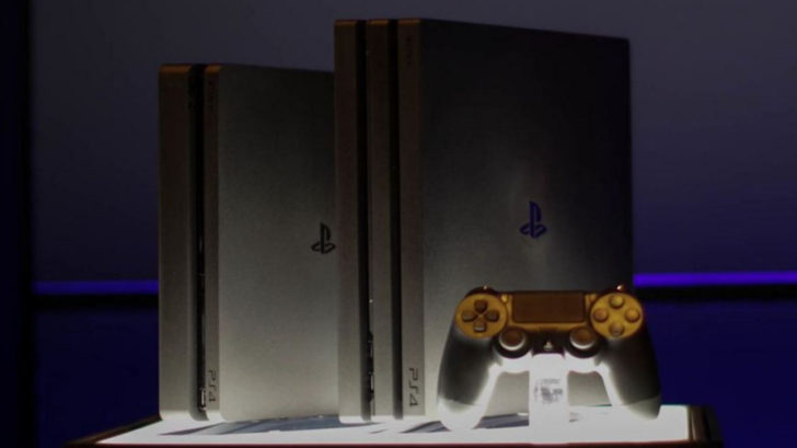 Консоли PS4 Slim и PS4 Pro оцениваются в 300 и 400 долларов