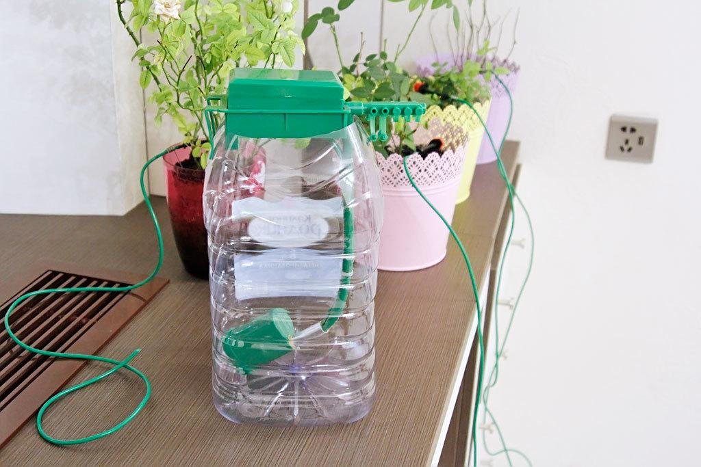 Автоматическая лейка для растений - 17