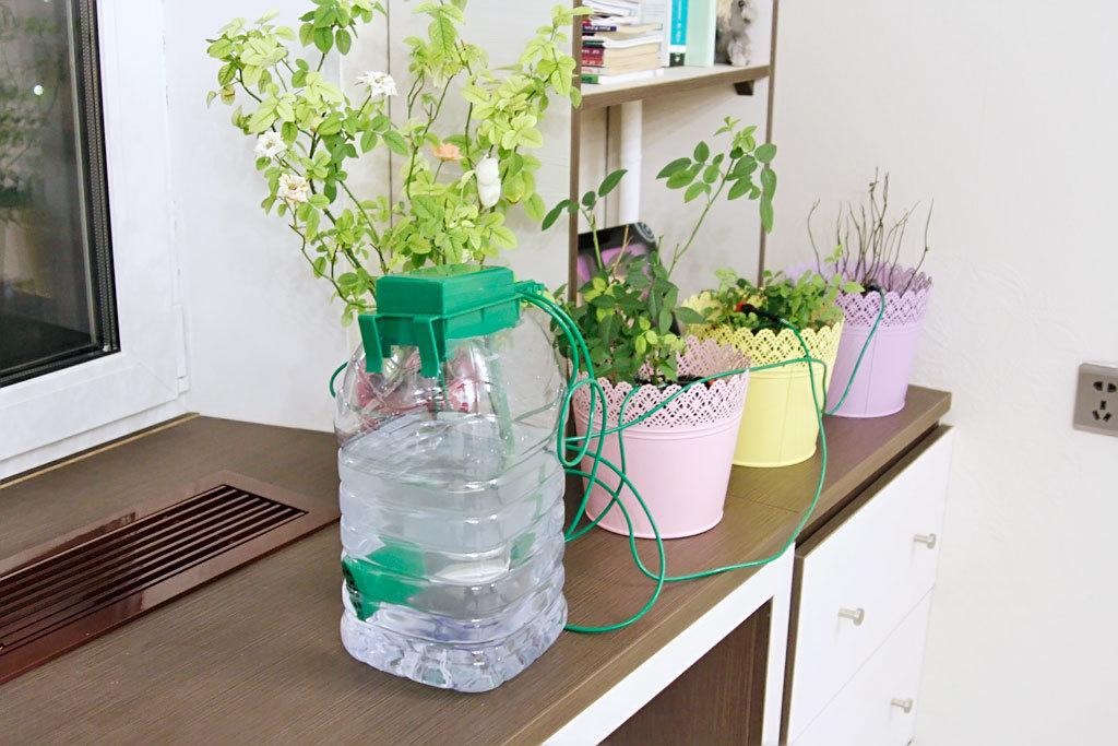Автоматическая лейка для растений - 18