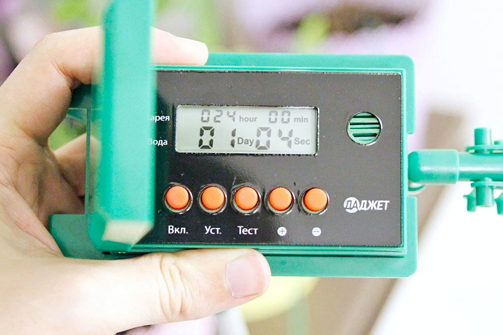 Автоматическая лейка для растений - 20
