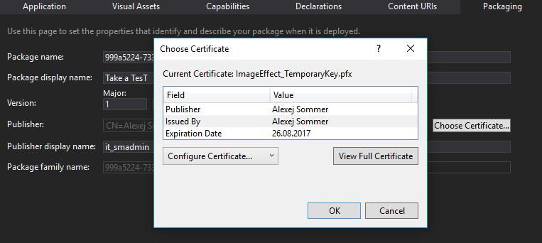 Дистрибуция неопубликованных в Store приложений Windows 10 - 7