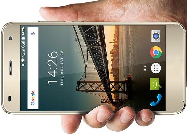 Смартфон Uhans H5000 должен работать неделю в обычном режиме, если верить производителю