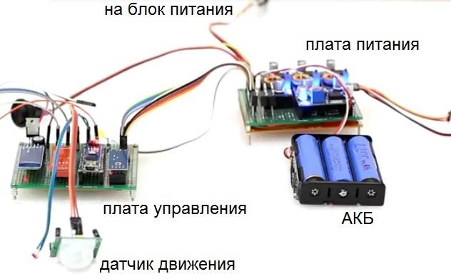 Как я сделал электронную плату для телеметрии датчиков и для управления периферией - 1
