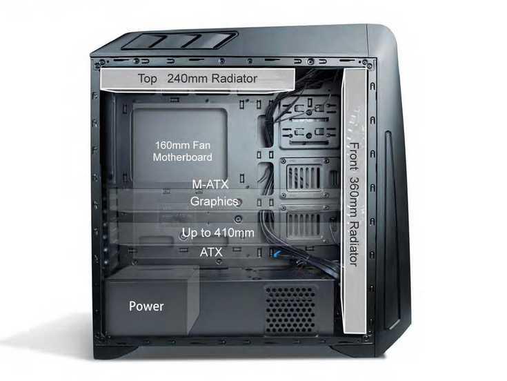 Antec оценила корпус GX1200 в 85 евро