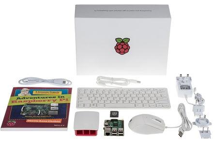 Рубеж отмечен выпуском набора на базе модели Raspberry Pi 3 Model B