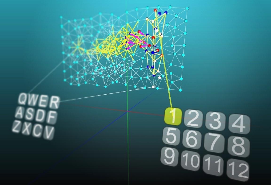Симулятор нервной системы. Часть 1. Простой сумматор - 1