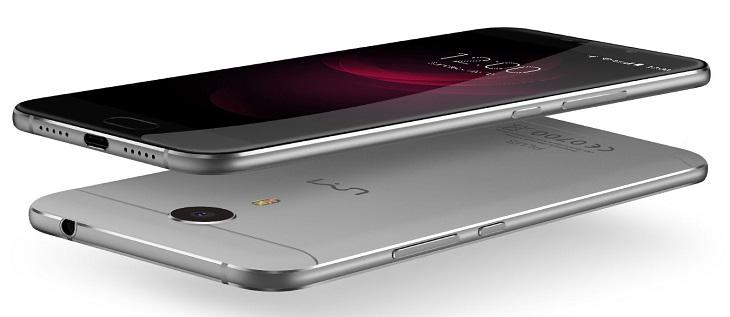 Смартфон UMi Plus заимствует немало черт у UMi Super