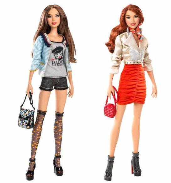 Кукла Барби портит детям аппетит