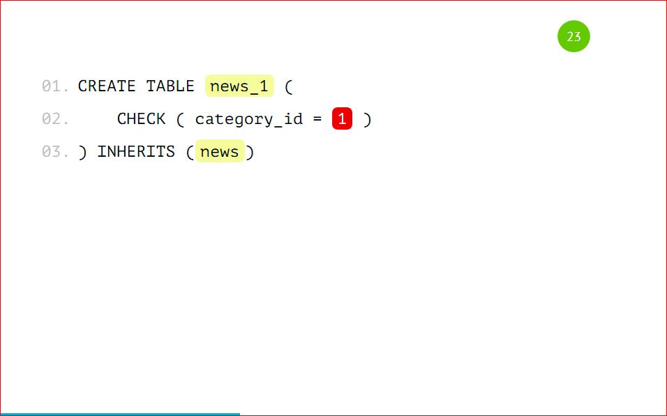 Масштабирование базы данных через шардирование и партиционирование - 11