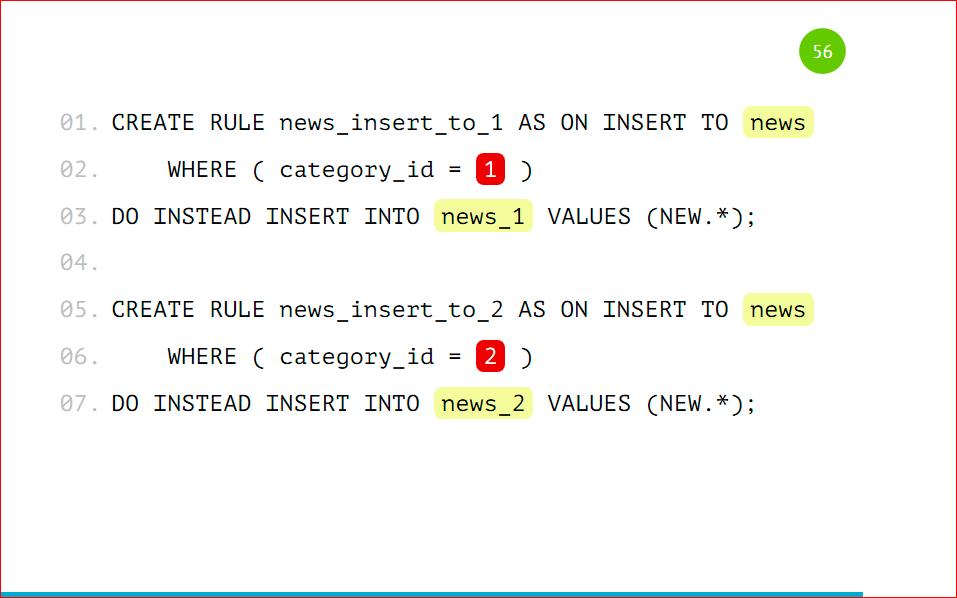 Масштабирование базы данных через шардирование и партиционирование - 39