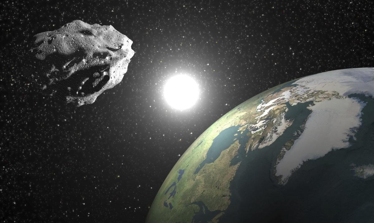 Насколько реальна астероидная угроза? - 1