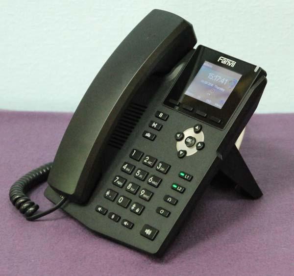 Новый IP-телефон Fanvil X3S - 11