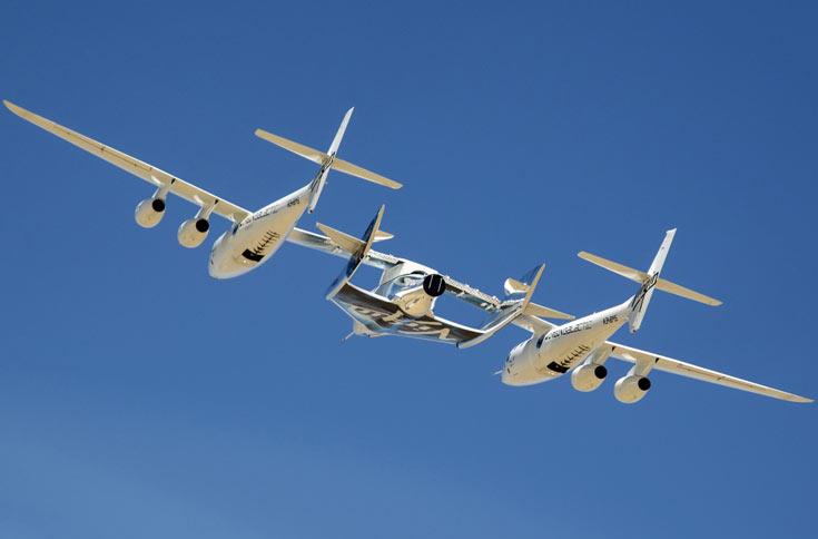 Разработчики используют данные, полученные в ходе полета, для доработки аппарата