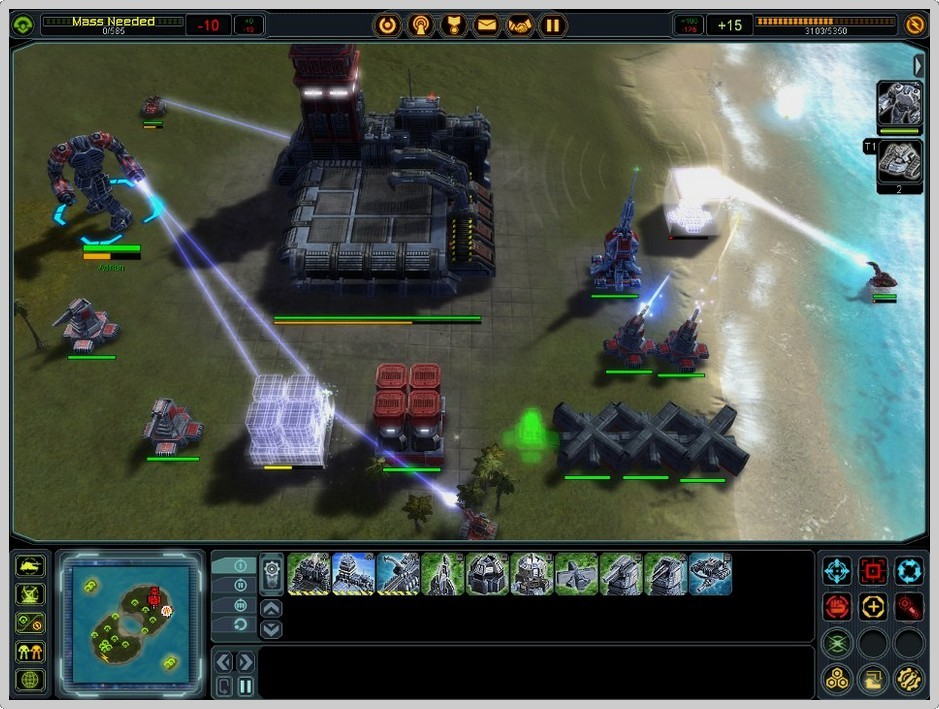 Разбор графики Supreme Commander - 22